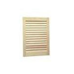 Louver Cabinet doors