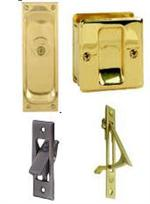Pocket and Sliding Door Hardware