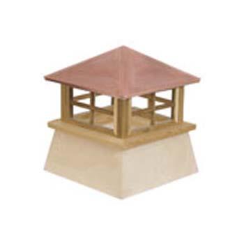 Wood Cupola 4 Lite Standard Series