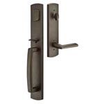 Outside Lock / Inside Lock in Medium Bronze